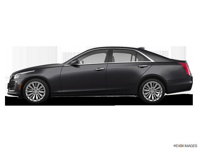 2018 Cadillac CTS Sedan V-Sport RWD