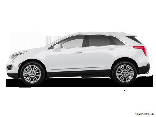 2018 Cadillac XT5 Platinum AWD