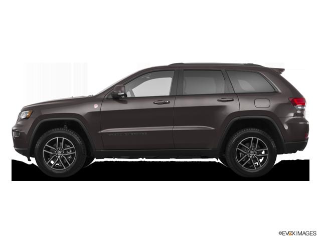 Superb 2018 Jeep Grand Cherokee Overland