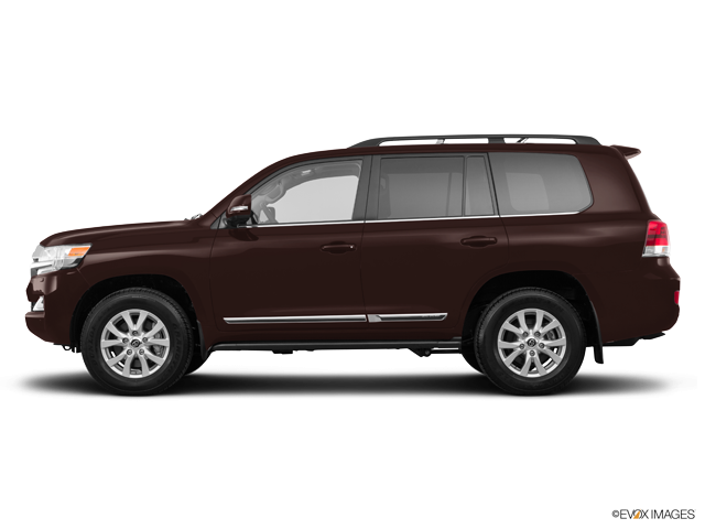 New 2018 Toyota Land Cruiser In Meridian, MS