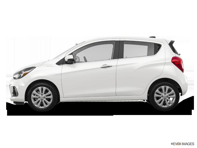 2018 Chevrolet Spark LT
