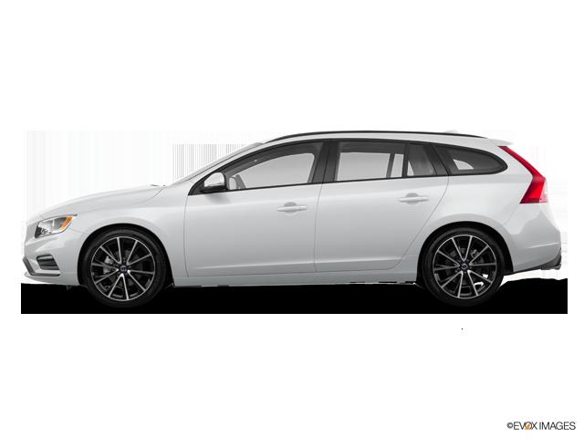 2018 Volvo V60 R-Design Platinum