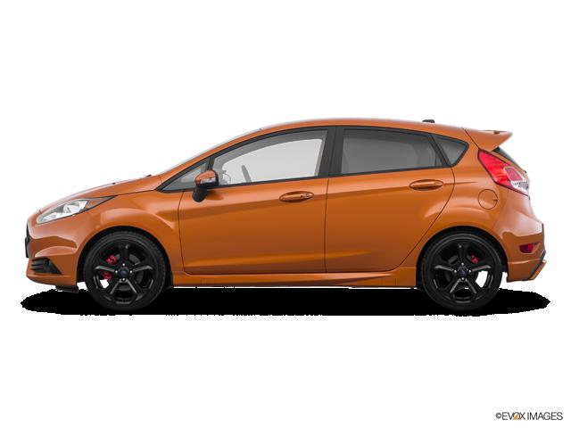 2019 Ford Fiesta ST