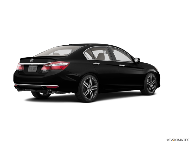 New 2017 Honda Accord Sedan in Beckley, WV