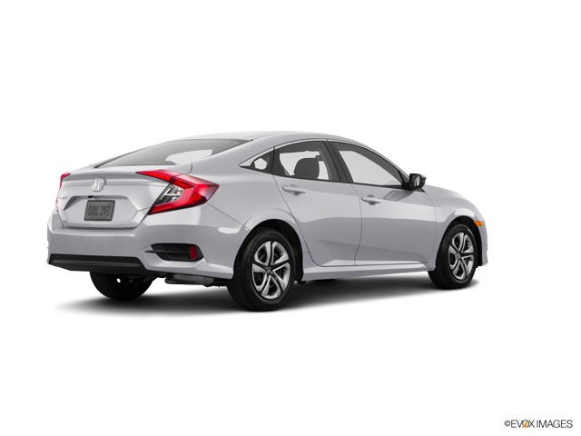 New 2017 Honda Civic Sedan in Beckley, WV