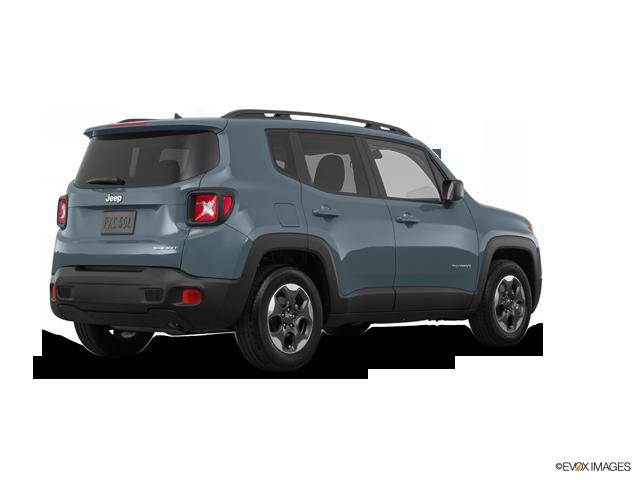 New 2017 Jeep Renegade in Sulphur Springs, TX