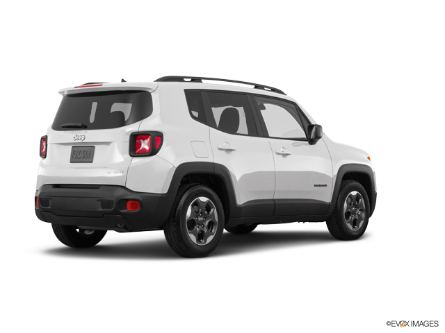 New 2017 Jeep Renegade in Sulphur Springs, TX
