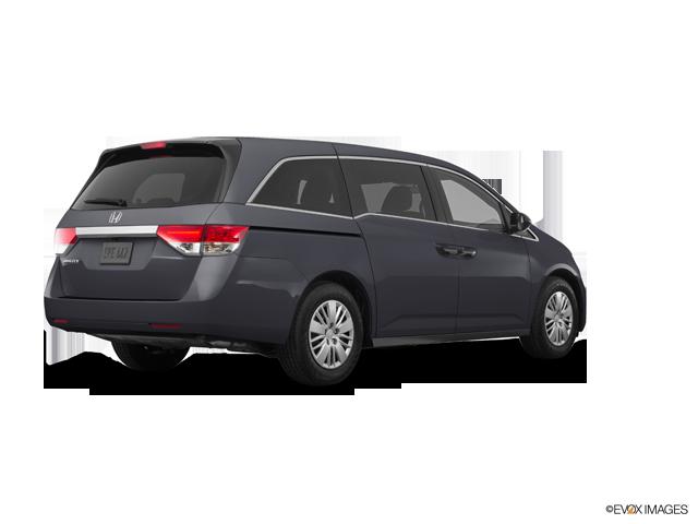 New 2017 Honda Odyssey in Beckley, WV