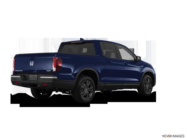 New 2017 Honda Ridgeline in Beckley, WV