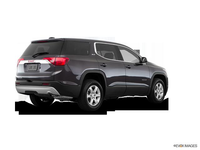 2018 Gmc Acadia Sle Vga2018gxg39319xx Elhart Automotive