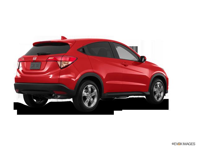 2018 Honda HR-V LX VHH2018RE396307XX   Manly Honda Santa ...