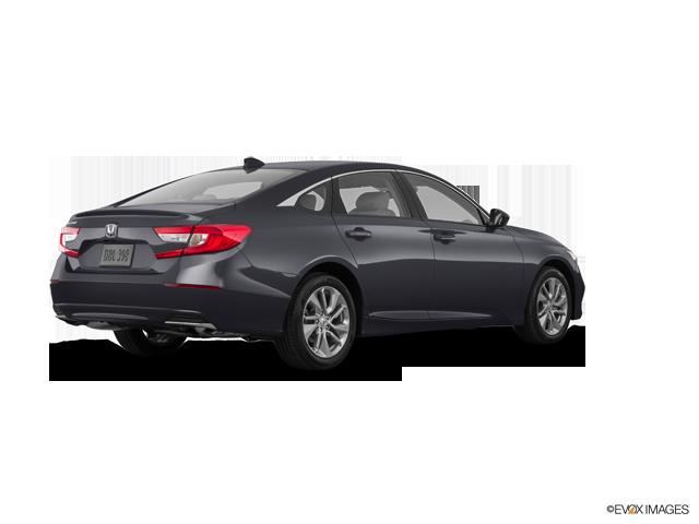 2018 Honda Accord Sedan LX