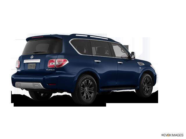 2018 Nissan Armada Platinum Vna2018bw539088xx Vann York