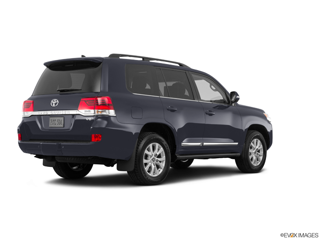 New 2018 Toyota Land Cruiser in North Little Rock, AR