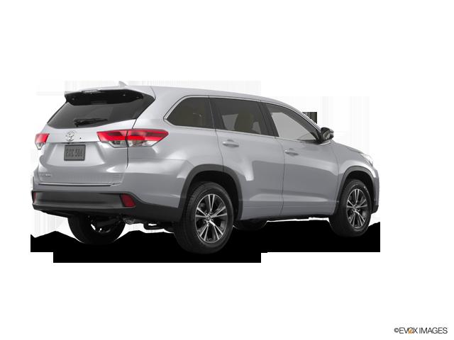 New 2018 Toyota Highlander in North Little Rock, AR