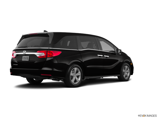 New 2019 Honda Odyssey in High Point, NC