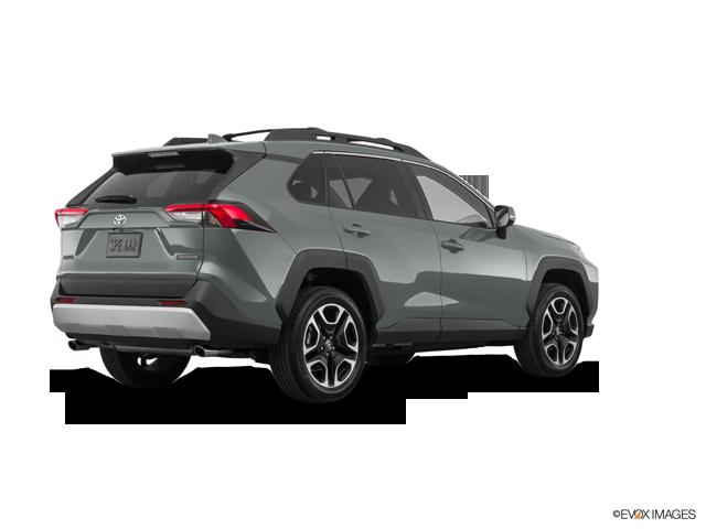 New 2019 Toyota RAV4 in North Little Rock, AR