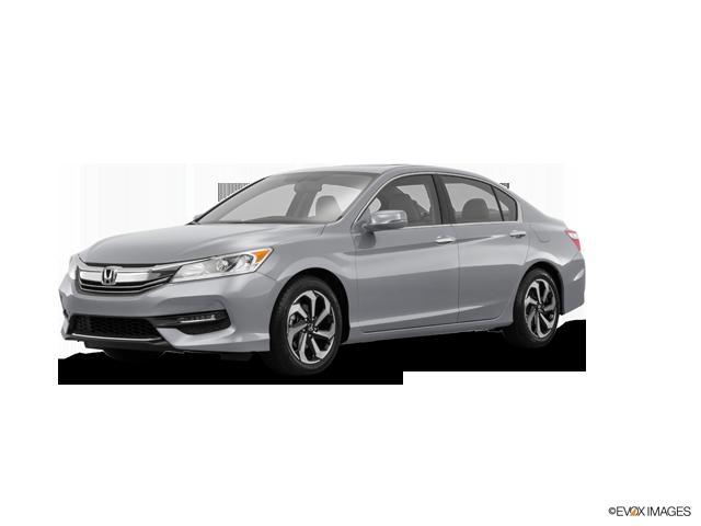 New 2017 Honda Accord Sedan in Beckley, WV
