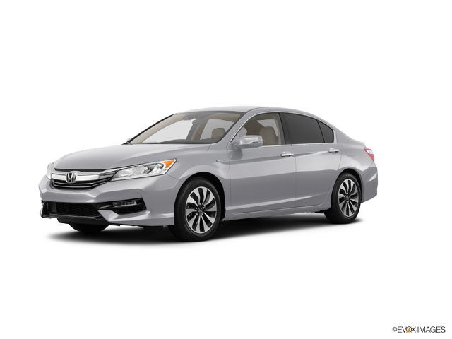 New 2017 Honda Accord Hybrid in Henderson, NV