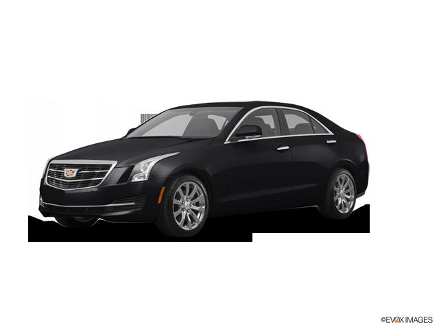 2017 Cadillac ATS Sedan Premium Luxury AWD