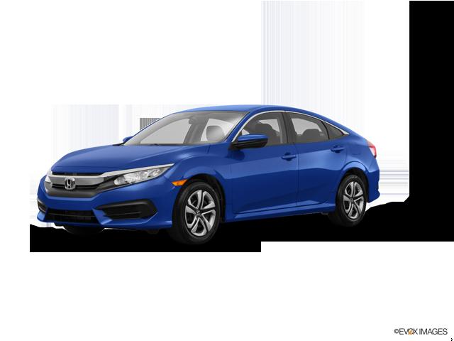 New 2017 Honda Civic Sedan in Beckley, WV