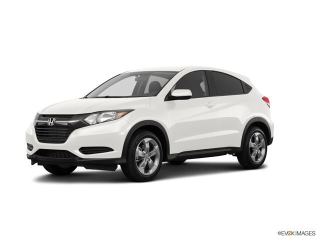 New 2017 Honda HR-V in Henderson, NV