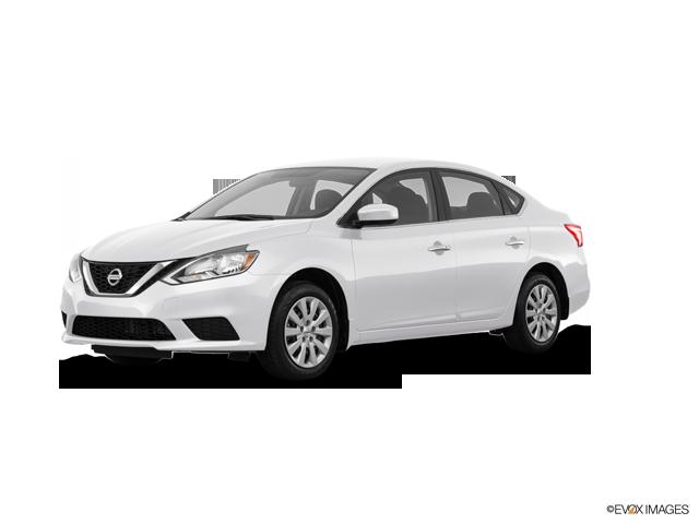 New 2017 Nissan Sentra in Jackson, TN