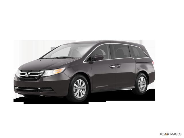 New 2017 Honda Odyssey in Henderson, NV