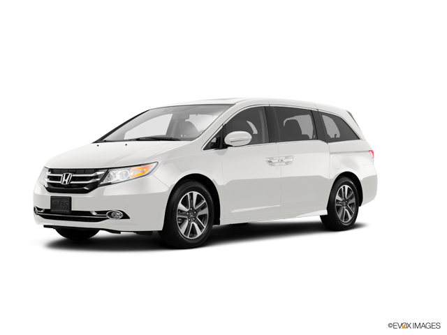 New 2017 Honda Odyssey in Beckley, WV