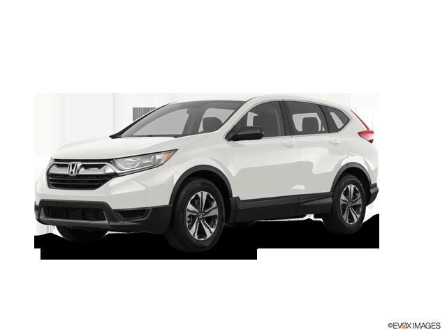 New 2017 Honda CR-V in Henderson, NV