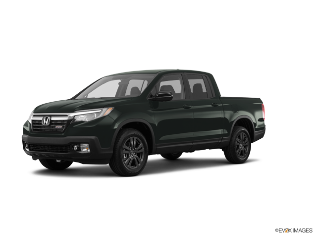 New 2017 Honda Ridgeline in Beckley, WV