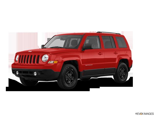New 2017 Jeep Patriot in Sulphur Springs, TX