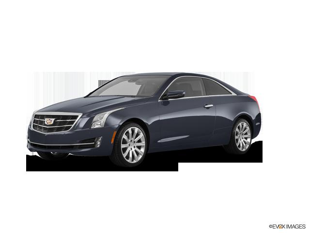2018 Cadillac ATS Coupe RWD