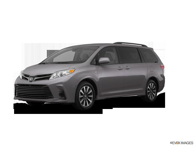 New 2018 Toyota Sienna in North Little Rock, AR