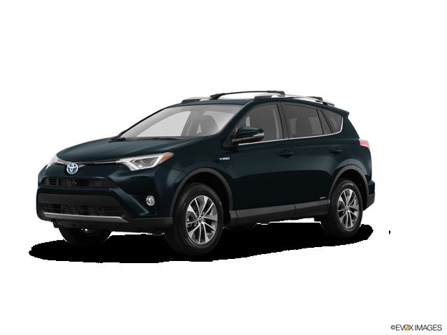 New 2018 Toyota RAV4 in North Little Rock, AR