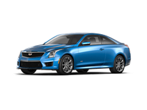 New Cadillac ATS-V Coupe
