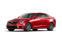 New Cadillac ATS-V Sedan