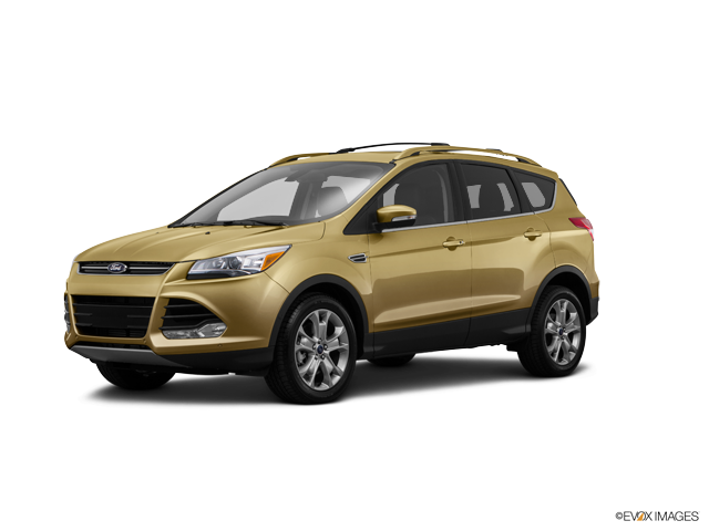 New Ford Escape
