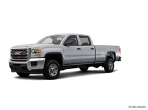 New GMC Sierra 2500