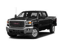 New GMC Sierra 3500HD