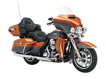 New Harley-Davidson Touring