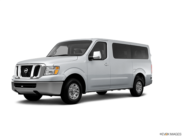 New Nissan NV Passenger