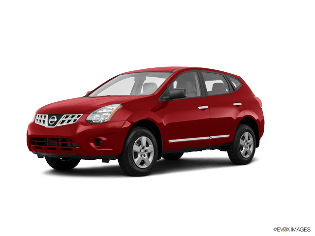 New Nissan Rogue Select