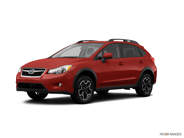 New Subaru XV Crosstrek