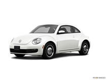 New Volkswagen Beetle Coupe